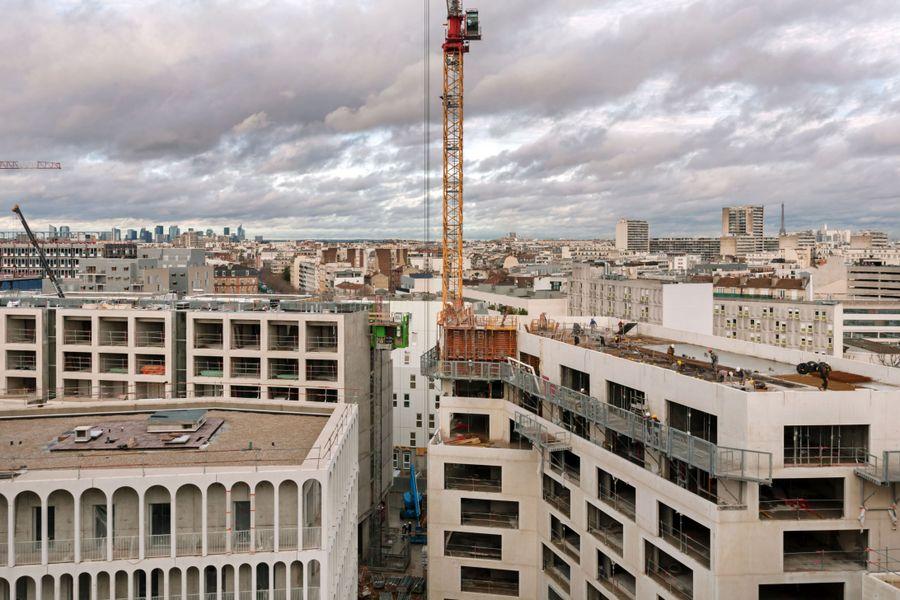 Photos de la résidence de logements sociaux - Vilogia (B5c) Opale_decembre_2014__29_